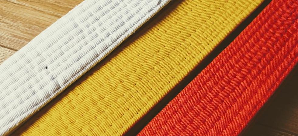 Kishido Karate | Leiden | Examen | Diploma | Witte band | Gele band | Oranje band