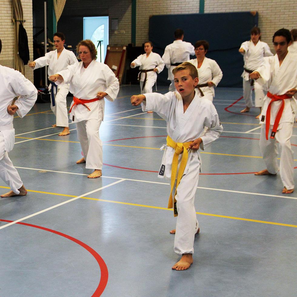 Kishido Karate | Leiden | Onze club