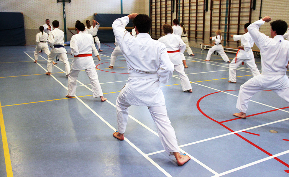 Kishido Karate | Leiden | Training